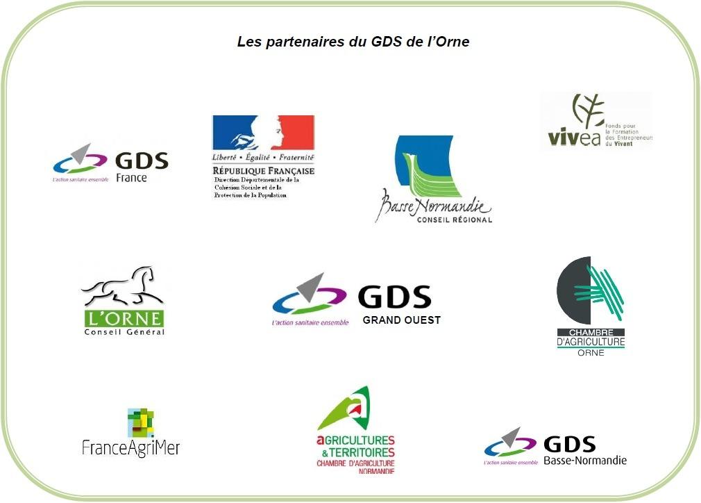 Les partenaires du GDSCO